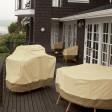 Veranda™ Ronde terras barbecue hoes 67x97cm