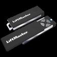 LiftMaster TX4EVS 4-kanaals handzender met Evolution code, 868Mhz