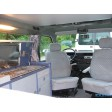 Draaiplateau voorstoel VW Transporter T4 tot 1996 (Bestuurder)