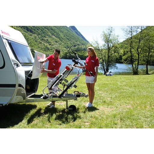 Carry-Bike Caravan XL A Pro rood