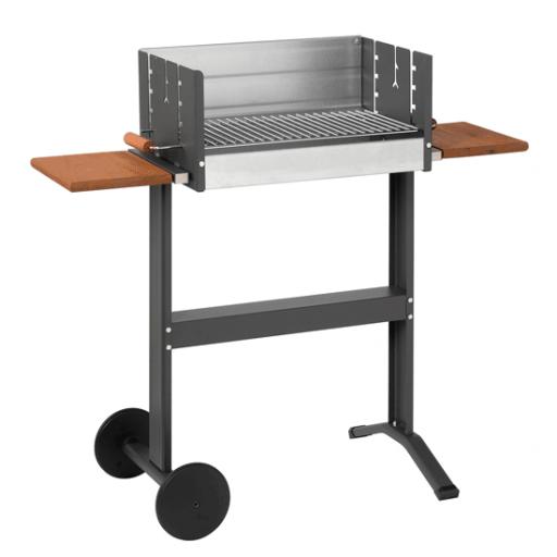 dancook 5200 50cm brede box barbecue met 2 zijplanken