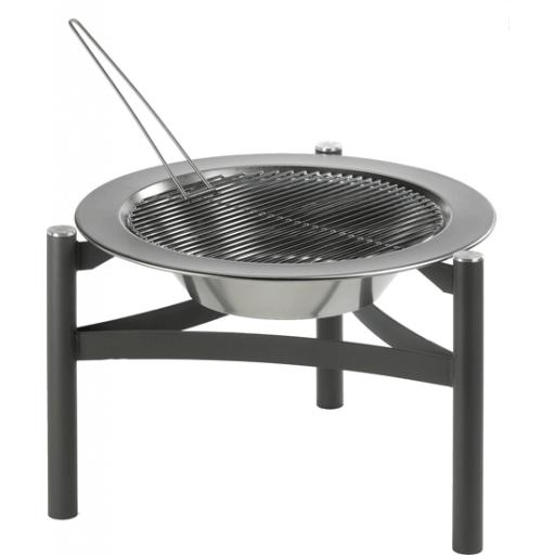 dancook 9000 tafel vuur met grill rooster