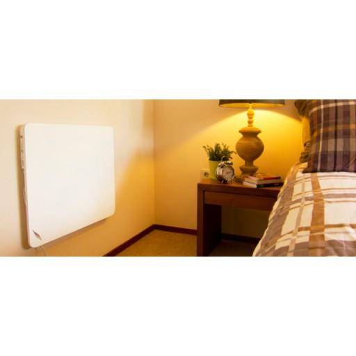 Ambe Panel, elektrisch verwarmen