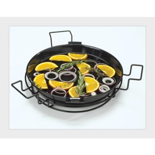 Diffuser Kit voor indirect koken op de Broil King KEG