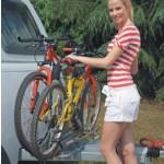 Carry-Bike Caravan XL A blauw