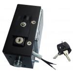 Elektrisch slot voor naar buiten draaiende deuren