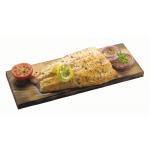 Cedar grillplank voor vis