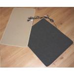 Warme voeten mat 60x70cm