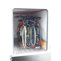 Carry-Bike Garage Plus