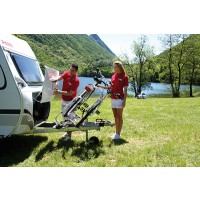Carry-Bike Caravan XL A Pro rood