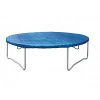 Trampoline beschermhoes blauw - 183 cm