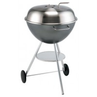 dancook 1400 rvs houtskoolbarbecue