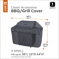 Terras barbecue hoes 97x56x112cm (55-303-360401-00)