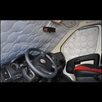 Raamisolatie voor Fiat Ducatio na 7-2006