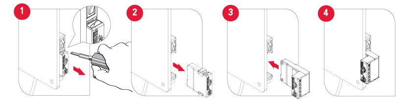 Econo-Heat eController installatie